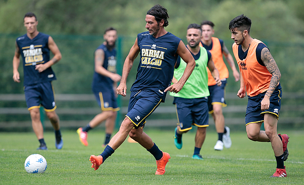 Parma Calcio Training Session Photograph by Emilio Andreoli