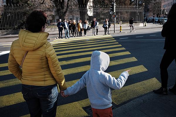 People On Street Photograph by Alessandro Miccoli / EyeEm