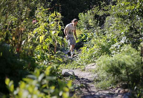 Permaculture Photograph by Portland Press Herald