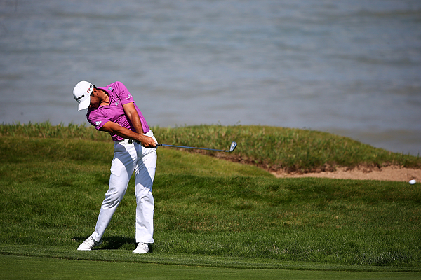 PGA Championship - Preview Day 2 Photograph by Tom Pennington