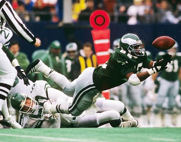 Philadelphia Eagles v New York Jets Photograph by Ronald C. Modra