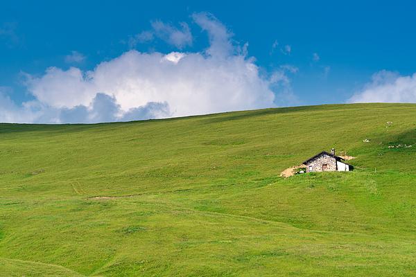 Piani Dellavaro (avaro Plateau), Cusio, Bergamo, Italy Photograph by Mauro Tandoi