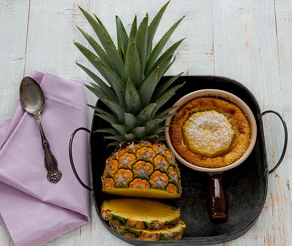 Pineapple Photograph by Carolafink