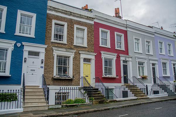 Portobello road, London Photograph by David Rius & Núria Tuca