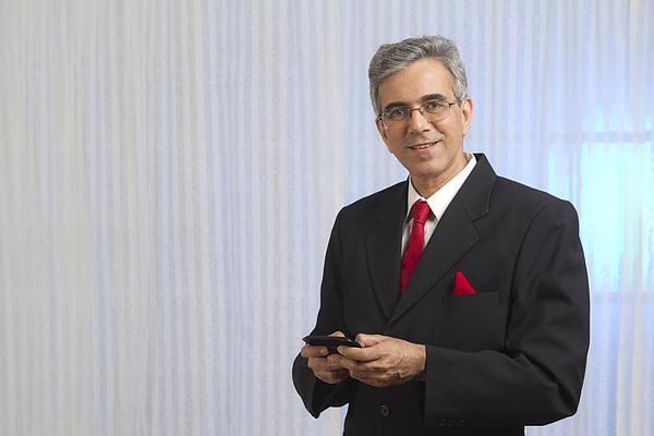 Portrait of a man Photograph by Sudipta Halder