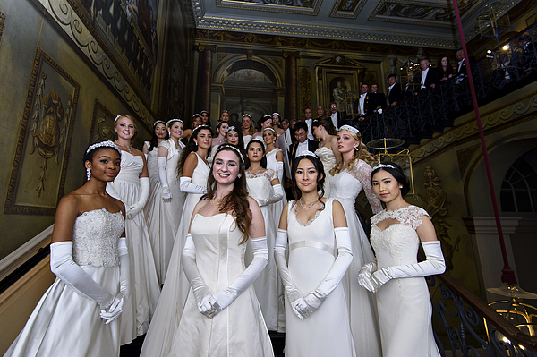 Queen Charlottes Ball 2015 Photograph by Ben Pruchnie