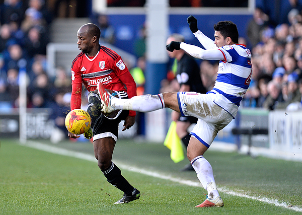 Queens Park Rangers v Fulham - Sky Bet Championship Photograph by Justin Setterfield