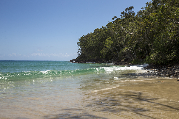 Queensland Beach Photograph by Oliver Strewe