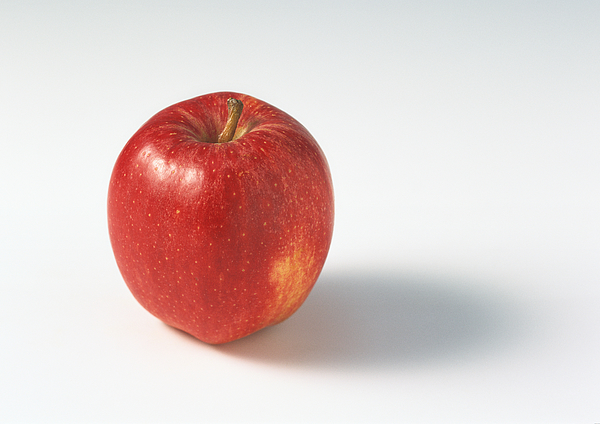 Red apple Photograph by Isabelle Rozenbaum