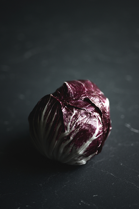 Red Cabbage Photograph by Carlina Teteris