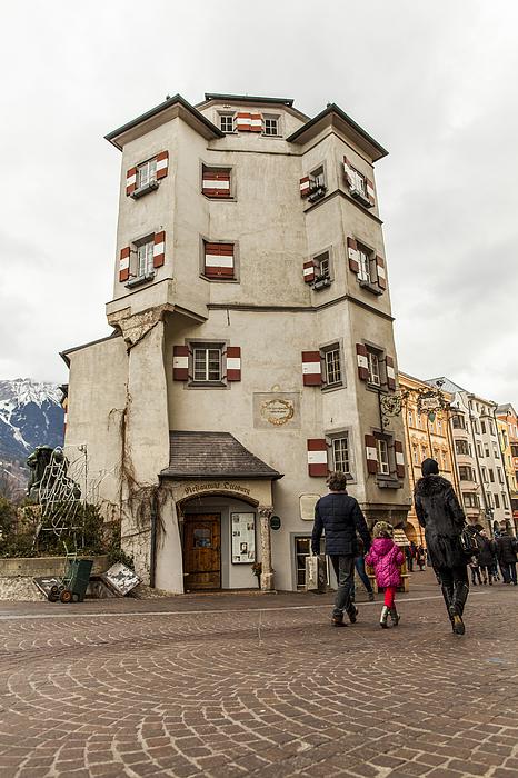 Restaurant Ottoburg on Herzog-Friedrich-Strasse Photograph by Merten Snijders