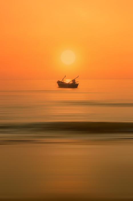 Rise Photograph by Jakkapan Prammanasik
