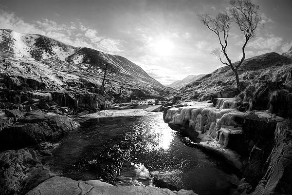 River Etive Photograph by Theasis