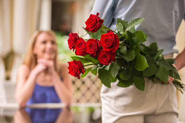 Romantic date Photograph by Vadimguzhva