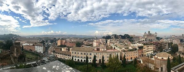 Rome Photograph by Heidi Coppock-Beard