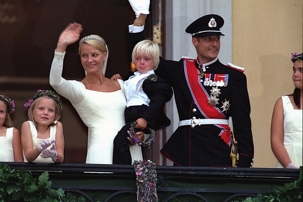 Royal Wedding In Norway Photograph by Pool