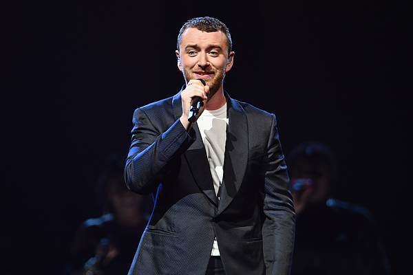 Sam Smith In Concert - New Orleans, LA Photograph by Erika Goldring