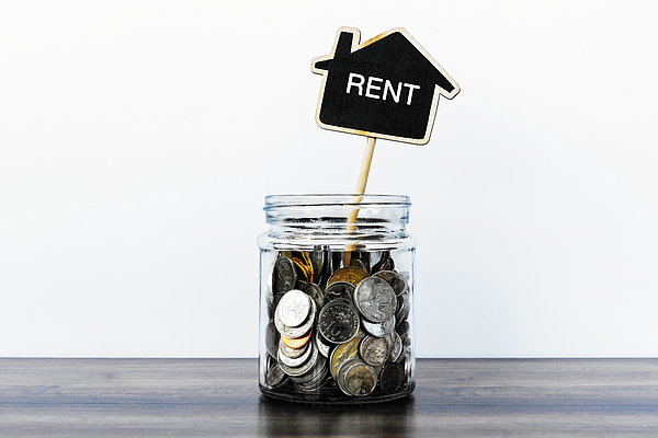 Saving for Rent Photograph by Nora Carol Photography