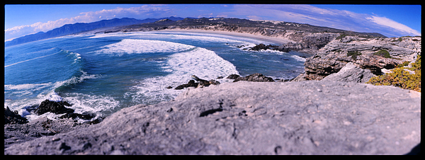 Seascape In Wide Lens View Photograph by Willie Schumann / EyeEm