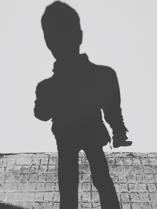 Shadow On Wall Photograph by Vctor Del Pino / EyeEm