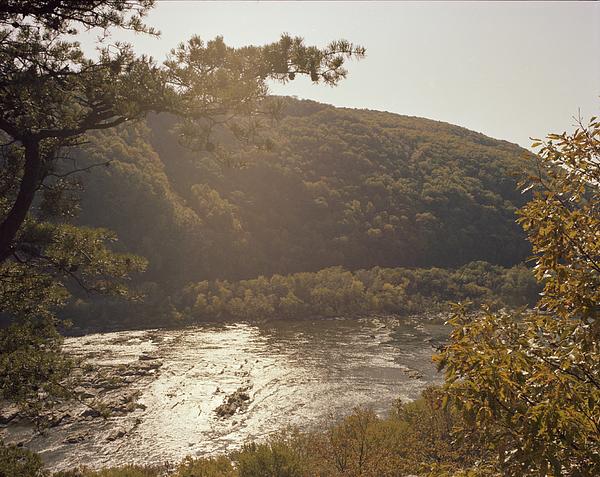 Shenandoah River In West Virgina Photograph by Elliott Kaufman Photography