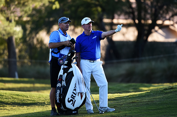 Shriners Hospitals For Children Open - Round Two Photograph by Steve Dykes