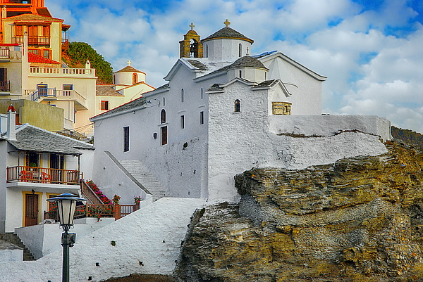 Skopelos emblematic point 2 Photograph by Photo By Dimitrios Tilis