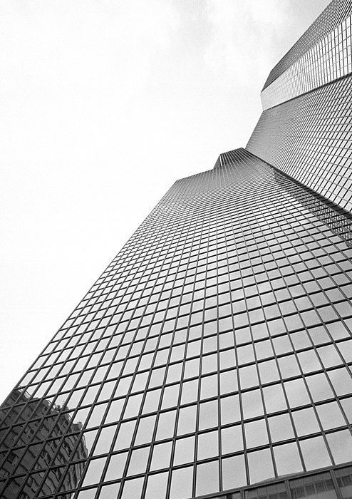 Skyscraper, Low Angle View Photograph by Frederic Cirou