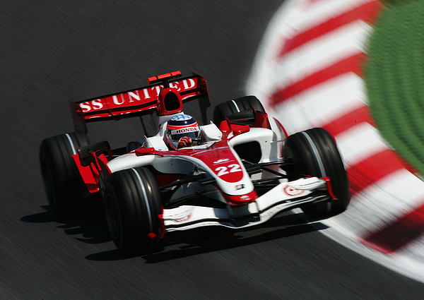 Spanish Formula One Grand Prix: Practice Photograph by Paul Gilham