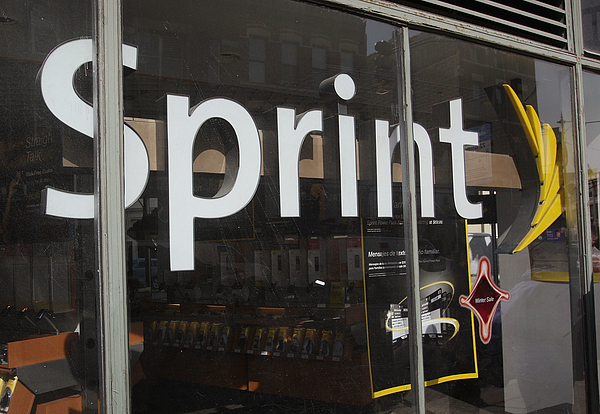 Sprint Nextel Announces 29 Billion Dollar Quarterly Loss Photograph by Scott Olson