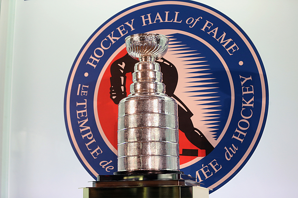 Stanley Cup at Hockey Hall of Fame Photograph by Bruce Bennett
