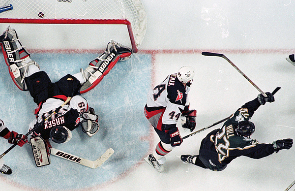 Stanley Cup Finals Photograph by Joe Traver