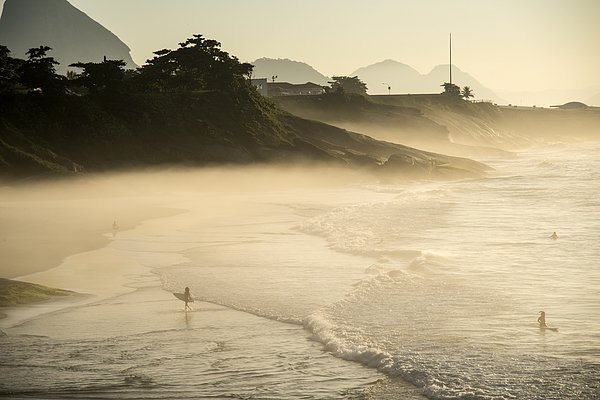 Surfer Photograph by Ze Martinusso