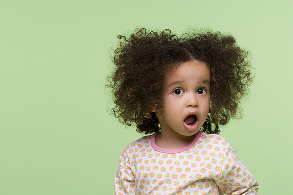 Surprised Girl Photograph by Image Source