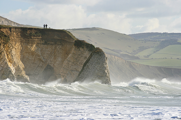 Take care, cliff edges can be dangerous Photograph by s0ulsurfing - Jason Swain
