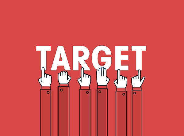 Target Drawing by Creative-Touch