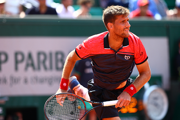 TENNIS: JUNE 01 French Open Photograph by Icon Sportswire