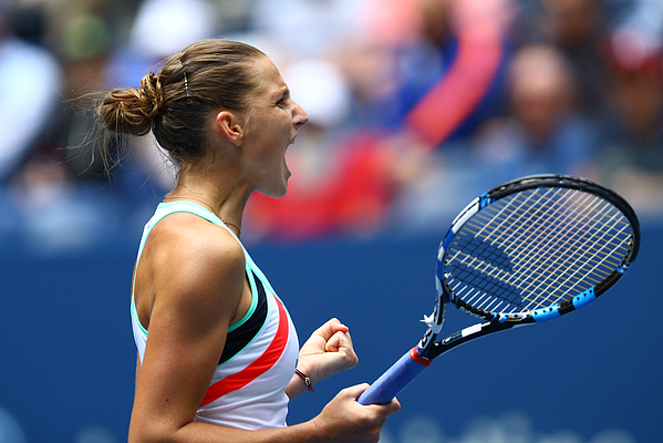 TENNIS: SEP 02 US Open Photograph by Icon Sportswire