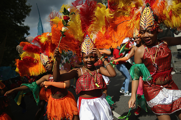 The Annual Notting Hill Carnival Celebrations 2014 Photograph by Dan Kitwood