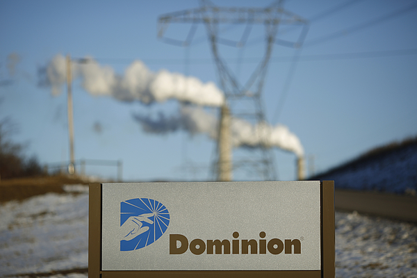 The Dominion Resources Inc. Generating Station Ahead Of Earnings Figures Photograph by Bloomberg