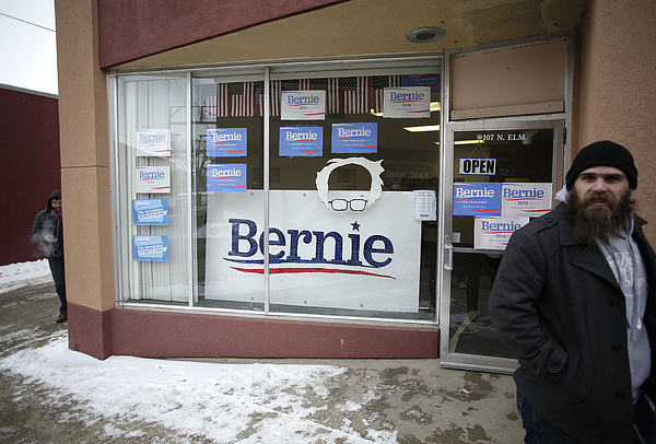 The First Battleground For The 2016 Presidential Nomination Photograph by Joshua Lott