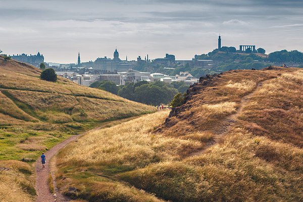 The hills in the town Photograph by Daniele Carotenuto Photography