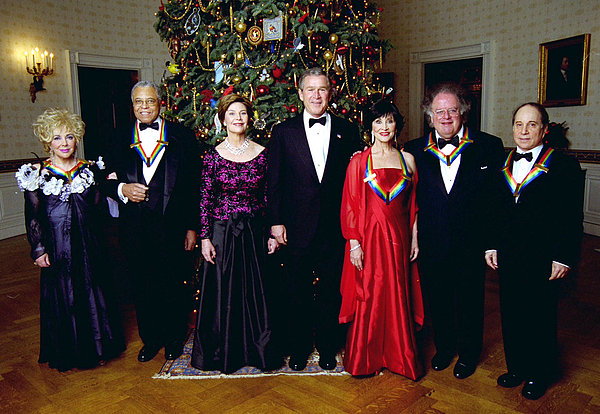 The Kennedy Center Honors Dinner and Awards  Photograph by The White House