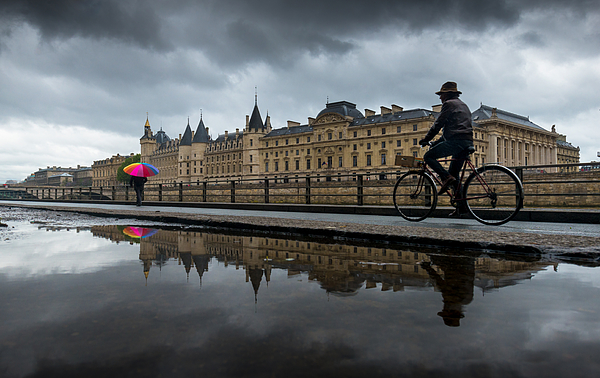 The Old Paris Photograph by MathieuRivrin