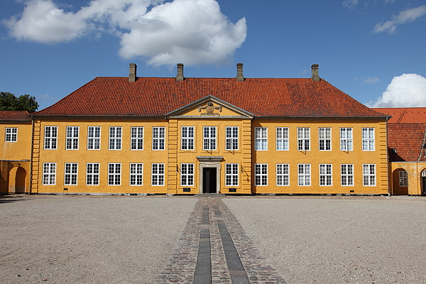 the Royal Palace, Roskilde - Denmark Photograph by Pejft