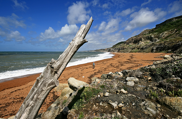 The south coast of the isle Photograph by s0ulsurfing - Jason Swain