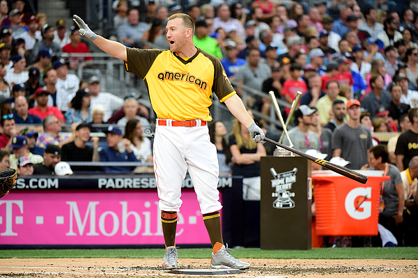 Todd Frazier Photograph by Harry How