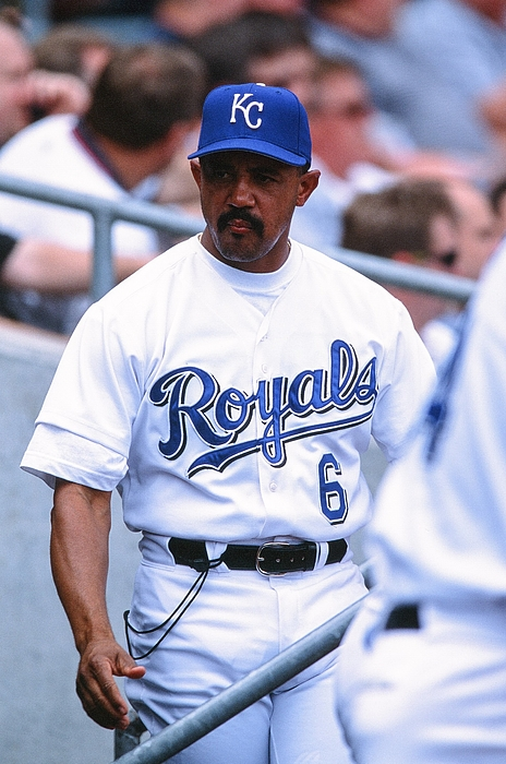 Tony Pena Photograph by The Sporting News