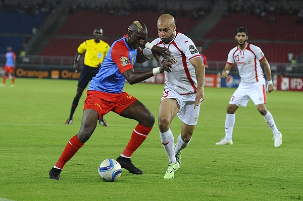 Tunisia vs Congo: 2015 African Cup of Nations Photograph by Anadolu Agency