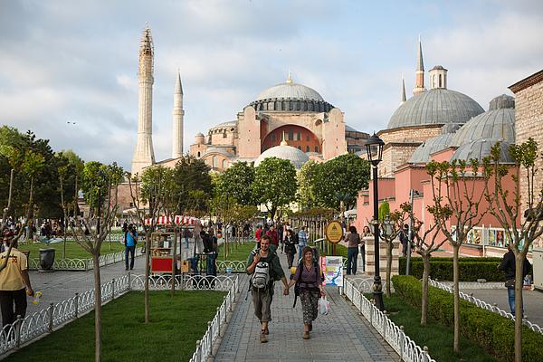 Turkey Travel Destination Photograph by Christian Marquardt